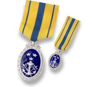 Medal ja miniatuurmedal