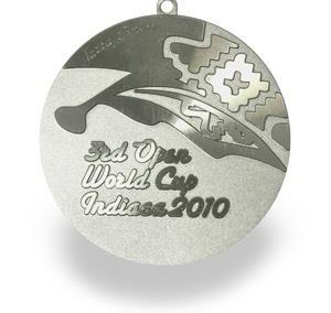 Maailma Karika medal, hõbe