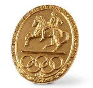 Olümpiamängude medal