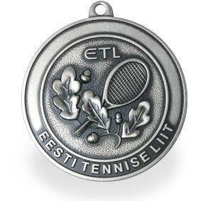 Eesti Tenniseliit hõbemedal