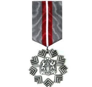 Läti teenetemedal